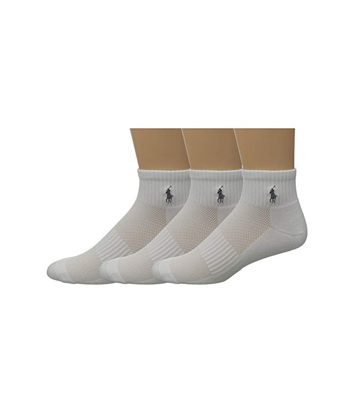 Polo Ralph Lauren SOCK Men's - 824063PK WHITE - Moesports