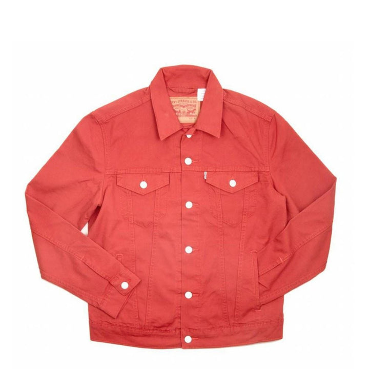 Levis Strauss & Co JACKET Men's - SCARLET RED