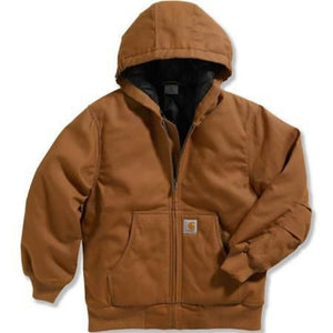 Carhartt HOODY JACKET Men's - URBAN GOLD - Moesports