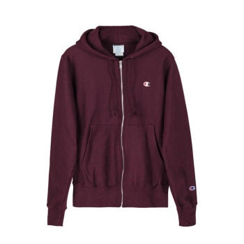 Champion FLC ZIP HOOD Men's - TEAM MAROON - Moesports