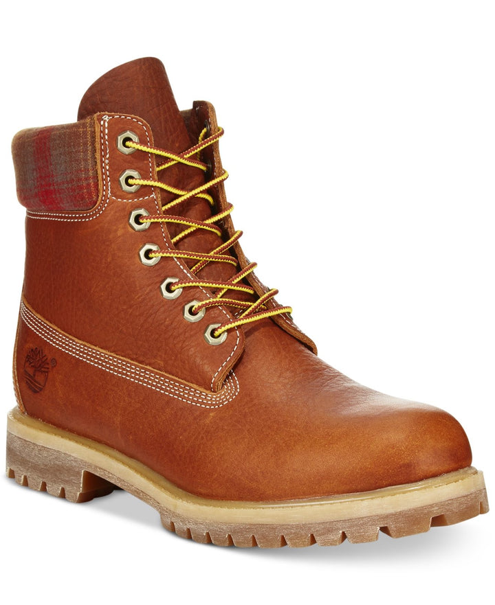 Timberland AF 6 IN PREMIUM BOOT Men's - BROWN FG - Moesports