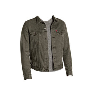 Levis Strauss & Co JACKET Men's - CARBON GREEN - Moesports