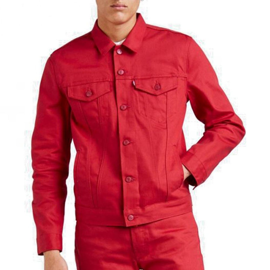 Levis Strauss & Co JACKET Men's - WATERMELON - Moesports