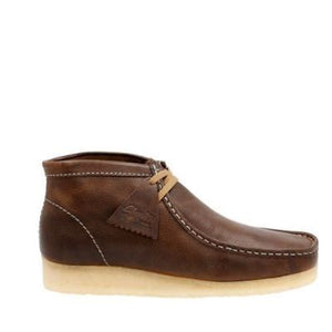 Clark's WALLABEE BOOT Men's - TAN TUMBLED - Moesports
