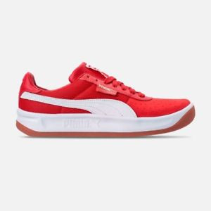 Puma CALIFORNIA CASUAL Men's - RIBBON RED-PUMA WHITE - Moesports