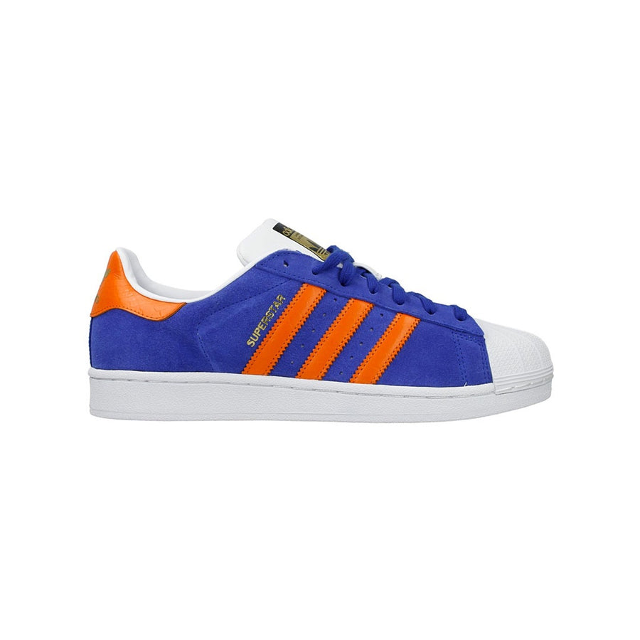 Adidas Original SUPERSTAR EAST RIVER RIVAL Men's - BOBLUE/ORANGE/GOLDMT/BLEECL/ORANGE/ORMETA - Moesports