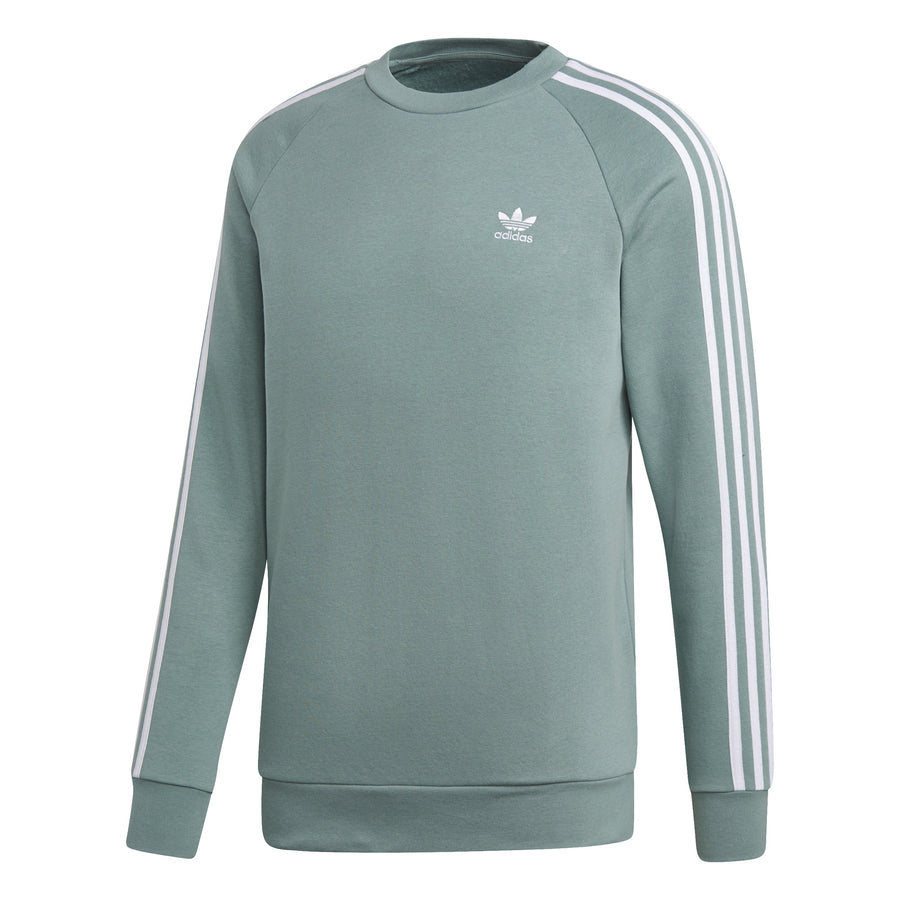 Adidas Originals - 3-STRIPES CREW SWEATSUIT Men's - VAPSTE/ACIVAP - Moesports