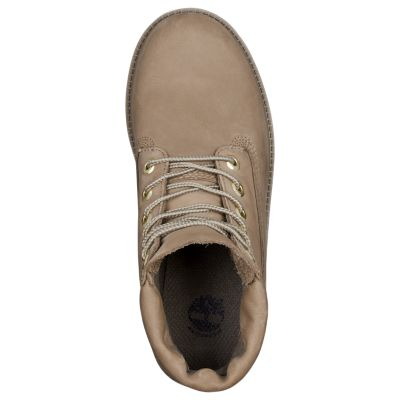 Timberland 6IN PREM Junior's - YLW NB
