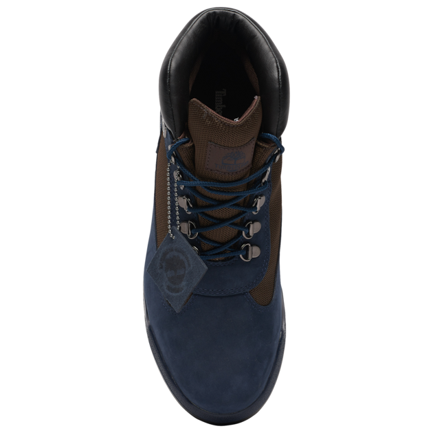 Timberland FIELD BOOT WP L/F MID BOOT Men's - NAVY NUBUCK - Moesports
