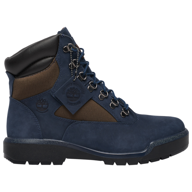 Timberland 6 IN WP L/F BOOT Men's - NAVY NUBUCK