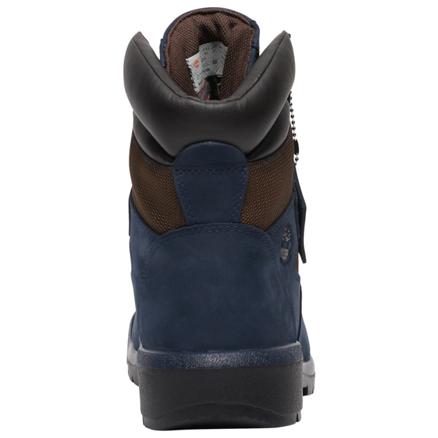 Timberland 6 IN WP L/F BOOT Men's - NAVY NUBUCK - Moesports