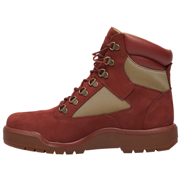 Timberland 6 IN WP L/F BOOT Men's - RUST NUBUCK - Moesports