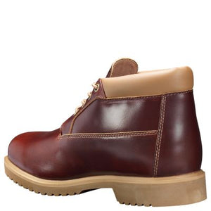 Timberland 1973 NEWMAN WATERPROOF CHUKKA MEDIUM Men's - BROWN NUBUCK