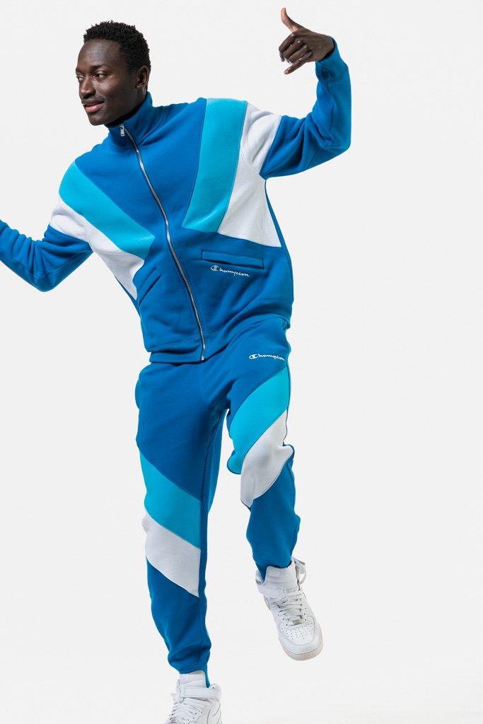Champion RW SWEATSUIT Men's - DEEP HOTLINE - Moesports
