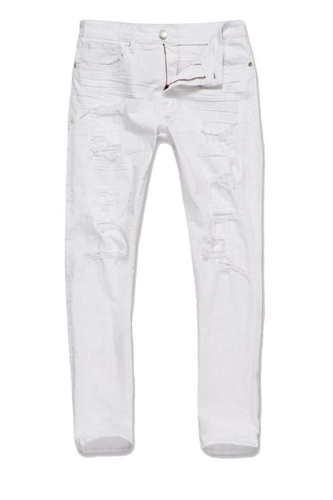 Jordan Craig LEGACY EDITION AARON - MEMPHIS TWILL PANTS 2.0 Men's - WHITE