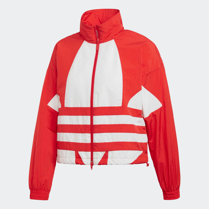 Adidas Originals LARGE LOGO TRACKSUIT Women's  - RED/WHITE