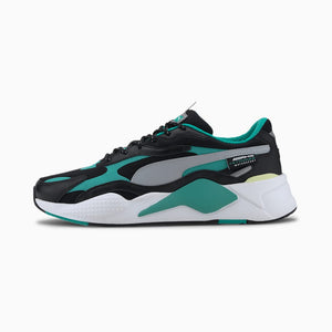 Puma RS-X3 MERCEDES AMG Men's - TEAL GREEN-PUMA BLACK - Moesports