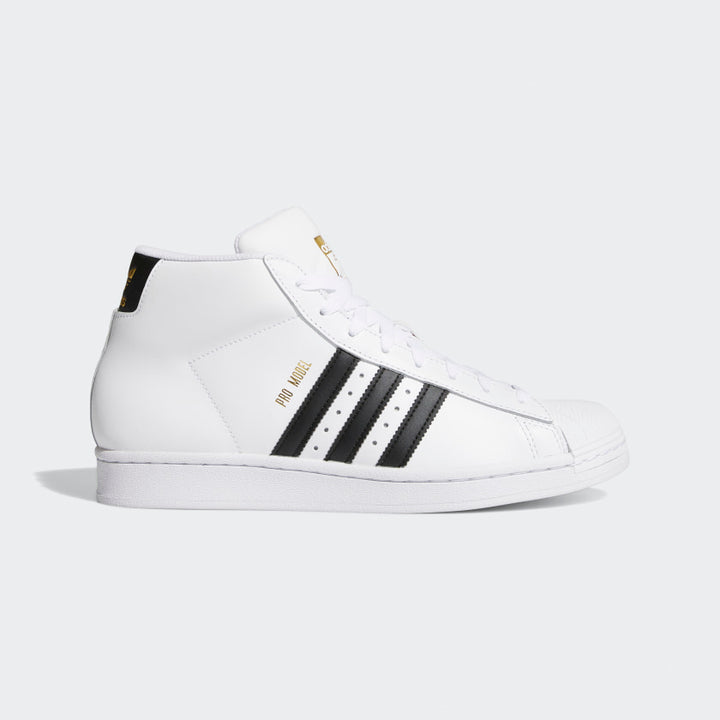 Adidas Originals PROMODEL MEN'S-WHITE/BLACK