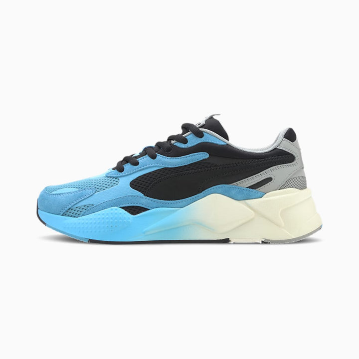 Puma RS-X3  MOVE Men's - PUMA BLACK-ETHEREAL BLUE - Moesports