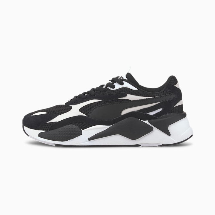 Puma RS-X3 SUPER Men's - PUMA BLACK-PUMA WHITE - Moesports
