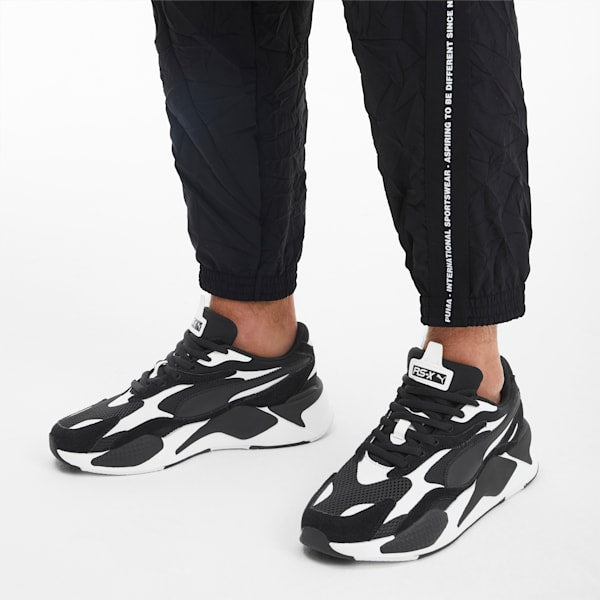 Puma RS-X3 SUPER Men's - PUMA BLACK-PUMA WHITE