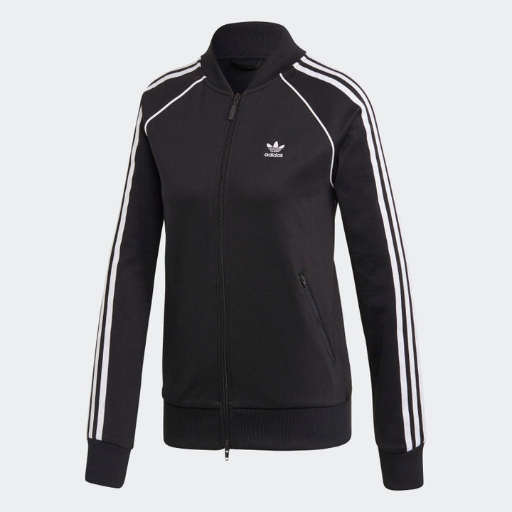 Adidas Originals SS TT TRACKSUIT Women's - BLACK/WHITE