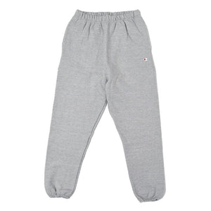 Champion FLC PANT Men's - OXFORD GRAY/WHITE/RED LOGO - Moesports