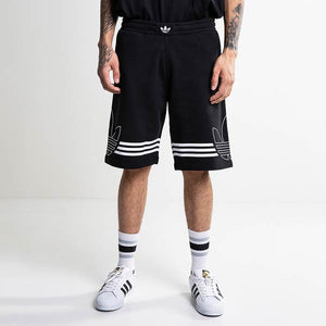 Adidas Original OUTLINE TRF SHORT Men's - BLACK/NOIR