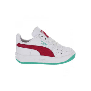 Puma - GV SPECIAL Junior's - WHITE PURPLE-ELECTRIC GREEN - Moesports