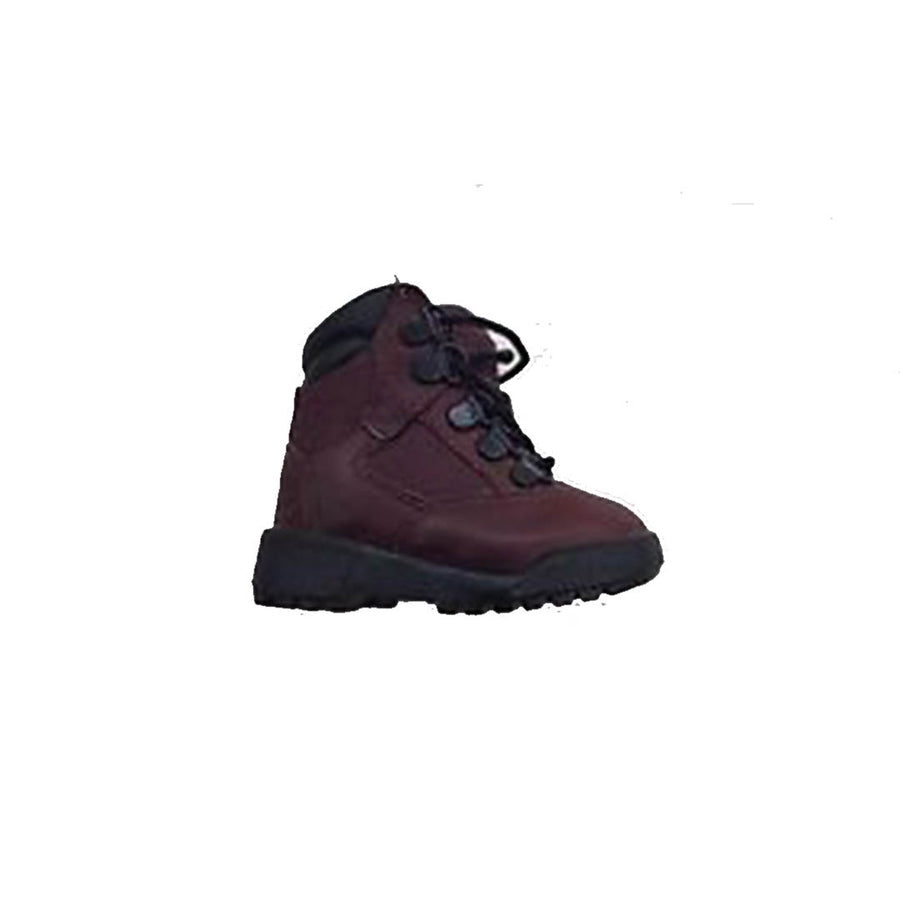 Timberland 6IN L/F FLD BT Toddler's - BRG/BRD - Moesports