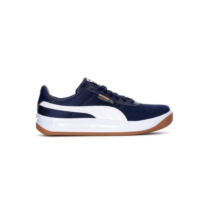 Puma CALIFORNIA CASUAL Men's - PEACOAT-PUMA WHITE - Moesports