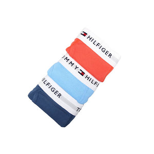 Tommy Hilfiger 3 PACK CLASSIC BOXER BRIEF Men's - PEACH/SKYBLUE/BABYNAVY - Moesports