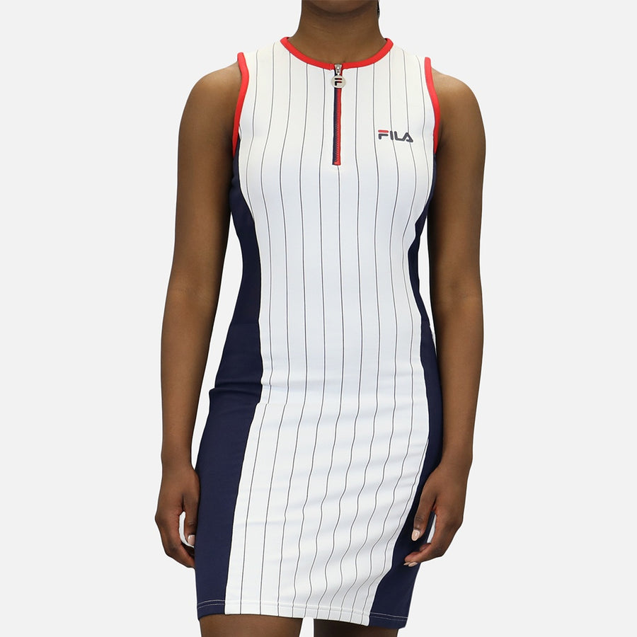 Fila CRYSTAL DRESS Women's - WHT/PEAC/CRED - Moesports