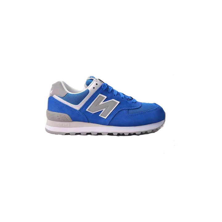 New Balance Classics TRADITIONNELS Infant's - ROYAL BLUE/GRAY/WHITE - Moesports