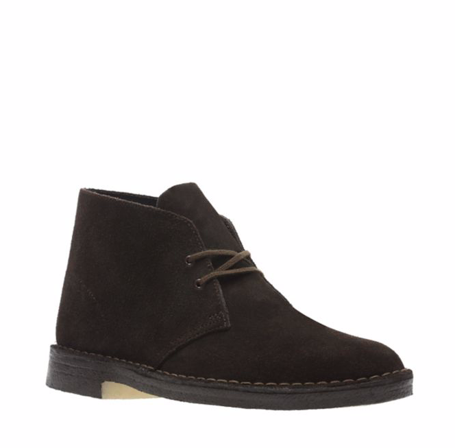 Clark's DESERT BOOT Men's - BROWN SUEDE/DAIM MARRON - Moesports