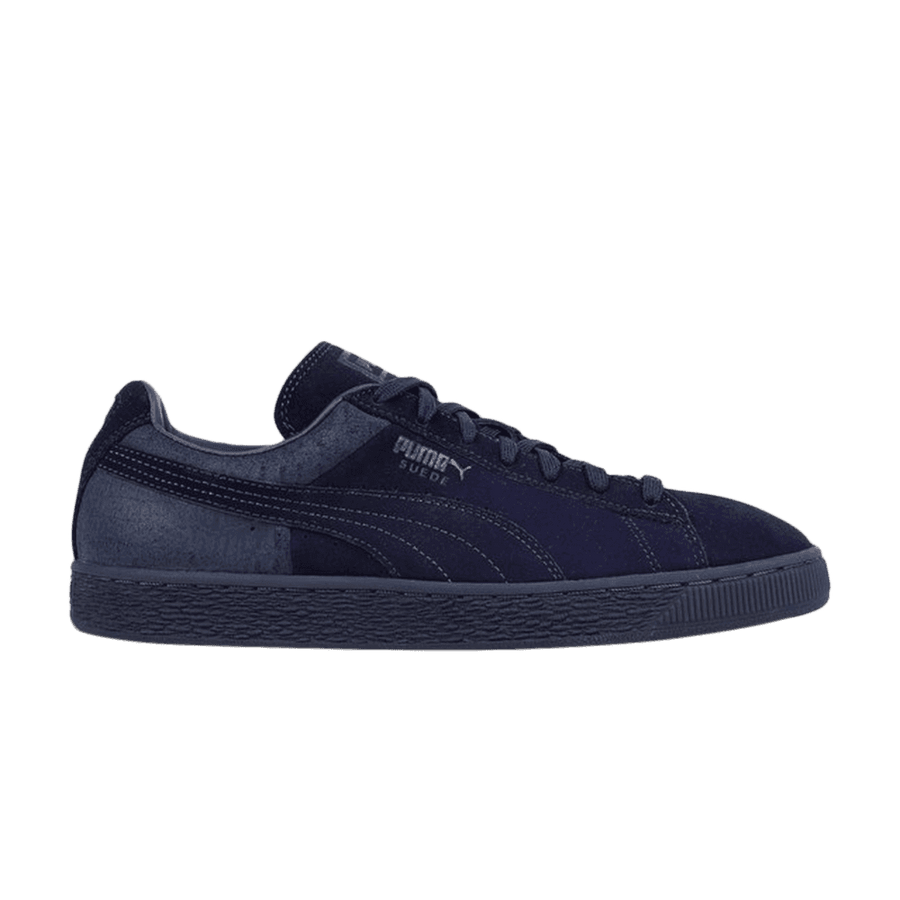 Puma SUEDE CLASSIC CASUAL EMBOSS Men's - PEACOAT - Moesports