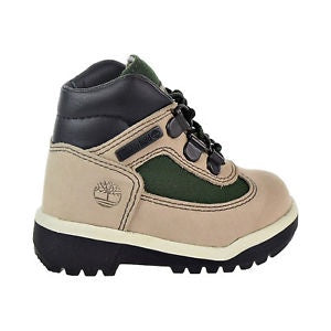 Timberland 6IN L/F MID BOOT Toddler's - MEDIUM BEIGE NUBUCK - Moesports