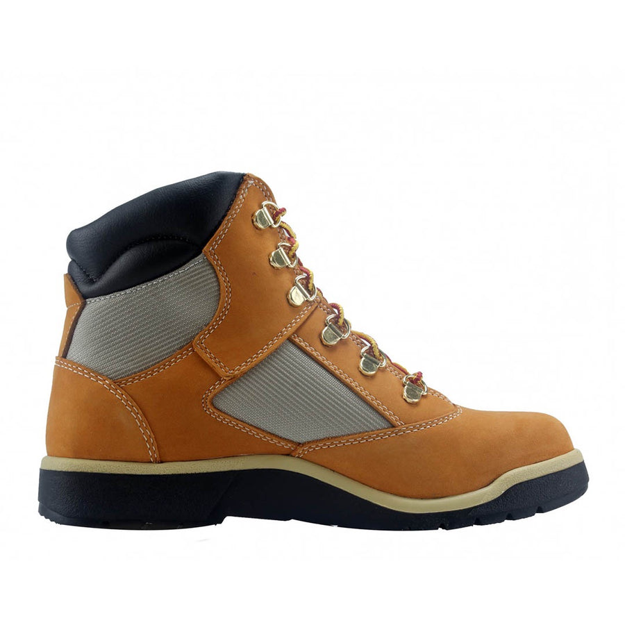 Timberland 6IN L/F FLD BT Junior's - WHT/BLE - Moesports
