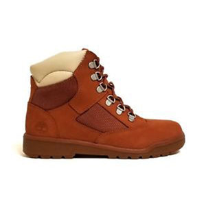 Timberland 6IN F/L FLD BT Junior's - DK ORG - Moesports