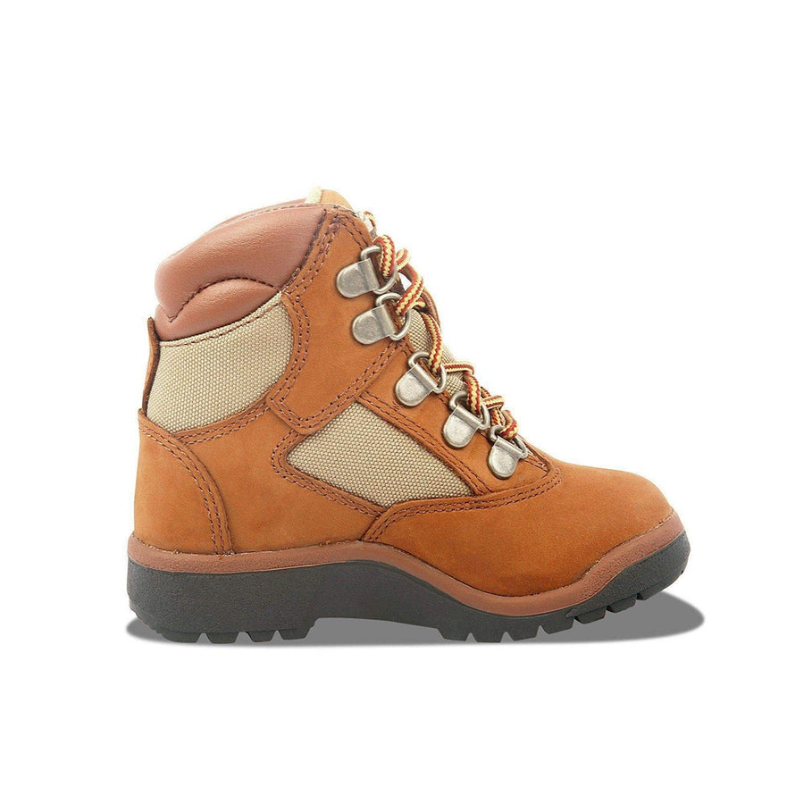 Timberland 6IN L/F FLD BT Toddler's - MD BRN SM - Moesports