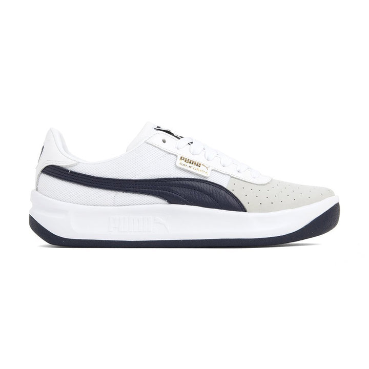 Puma CALIFORNIA CASUAL Men's - P WHITE-PEACOAT-P WHITE - Moesports