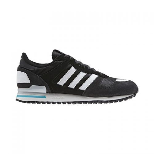Adidas Original ZX 700 Men's - CARBON/RUNWHT/BLACK1/CARBON/BLANC/NOIR1 - Moesports