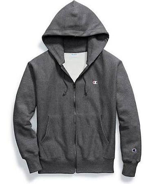 Champion FLC ZIP HOOD Men's - GRANITE HEAT - Moesports