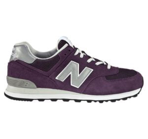New Balance Classics 574 Men's - PURPLE/WHITE/GRAY - Moesports