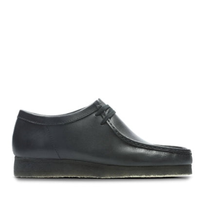 Clark's WALLABEE-M Men's - BLACK LEA - Moesports