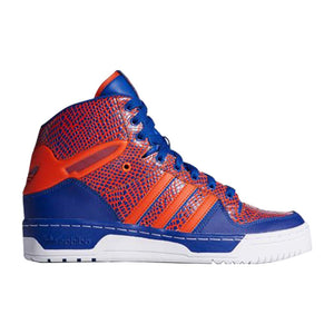 Adidas Original Metro Attitude - ROYAL BLUE/ORANGE/WHITE - Moesports