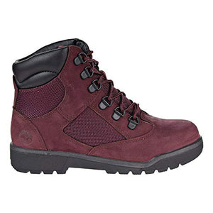 Timberland 6IN F/L FLD BT Junior's - BURGUNDY - Moesports