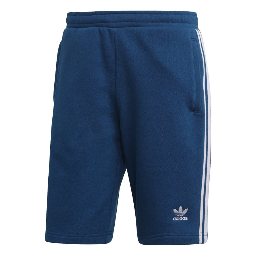 Adidas Original 3 STRIPE SHORT Men's - LEGMAR/BLMALE - Moesports