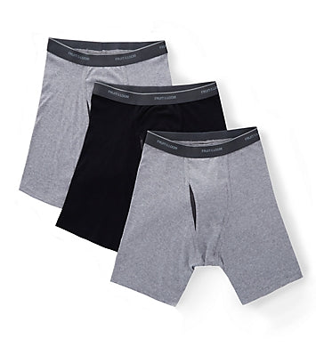 FRUIT OF THE LOOM 3 PACK CLASSIC BOXER BRIEF Men's