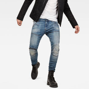 G-Star Raw 5620 3D ZIP KNEE S Men's -  DK AGED ANTIC REST